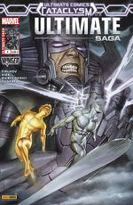 Couverture La Faim - Ultimate Saga, tome 4