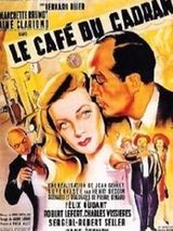 Affiche Le Café du cadran