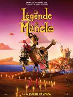 Affiche La Légende de Manolo