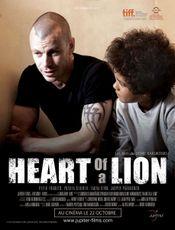 Affiche Heart of a Lion
