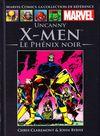 Couverture Uncanny X-Men : Le Phénix noir - Marvel Comics La collection (Hachette), tome 2