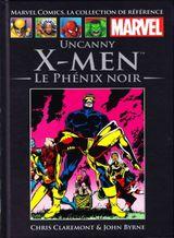 Couverture Uncanny X-Men : Le Phénix noir