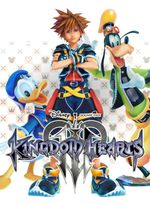 Jaquette Kingdom Hearts III