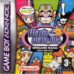 Jaquette Wario Ware, Inc. : Minigame Mania