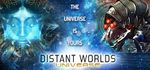 Jaquette Distant Worlds: Universe
