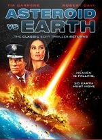 Affiche Asteroid vs Earth