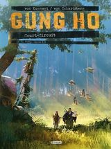 Couverture Court-circuit (Grand Format) - Gung Ho, tome 2.1