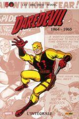 Couverture 1964-1965 - Daredevil : L'Intégrale, tome 4