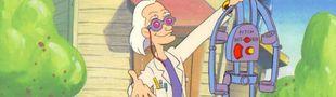 Cover Les séries dans lesquelles Christopher Lloyd joue un Doc!