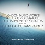 Pochette The Music of Hans Zimmer: The Definitive Collection (OST)