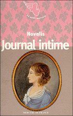 Couverture Journal intime après la mort de Sophie...