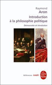Couverture Introduction à la philosophie politique