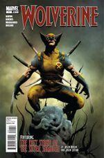 Couverture Wolverine (2010 - 2012)