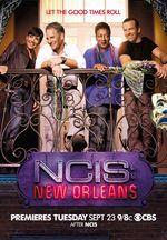 Affiche NCIS: Nouvelle-Orléans
