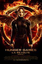 Affiche Hunger Games : La Révolte, partie 1