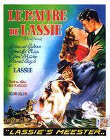 Affiche Le Maître de Lassie