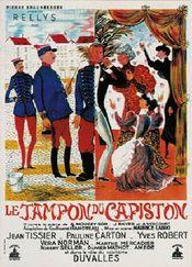 Affiche Le tampon du capiston