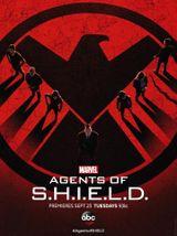 Affiche Marvel : Les Agents du S.H.I.E.L.D.