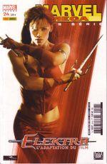 Couverture Elektra : L'adaptation du film - Marvel Mega Hors Série, tome 24