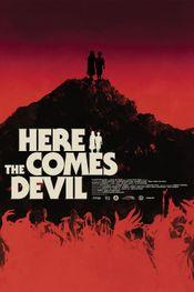 Affiche Here Comes the Devil