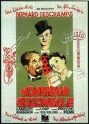 Affiche Monsieur Coccinelle