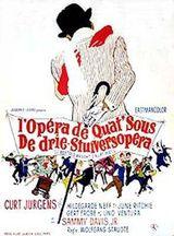 Affiche L'Opéra de quat'sous