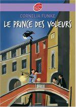 Couverture Le prince des voleurs