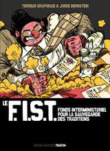 Couverture Le F.I.S.T. Front Interministériel de Sauvegarde des Traditions