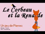 Jaquette Le Corbeau et la Renarde