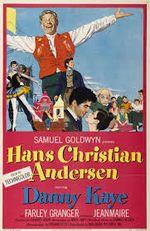 Affiche Hans Christian andersen et la danseuse
