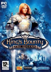 Jaquette King's Bounty : The Legend