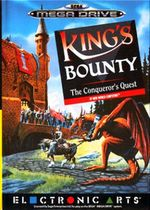 Jaquette King's Bounty: The Conqueror's Quest