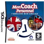 Jaquette Mon Coach Personnel : J'améliore mon anglais