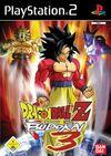Jaquette Dragon Ball Z Budokai 3