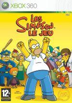 Jaquette Les Simpson : Le Jeu