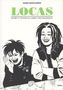 Couverture Locas - Love and Rockets, volume 2