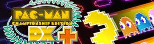 Jaquette Pac-Man : Championship Edition DX+
