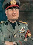Photo Benito Mussolini