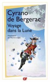 Couverture Voyage dans la Lune / Lettres diverses