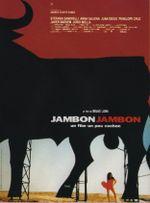 Affiche Jambon, jambon