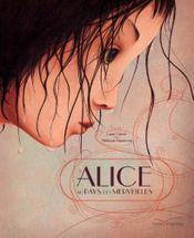 Couverture Alice aux pays des merveilles