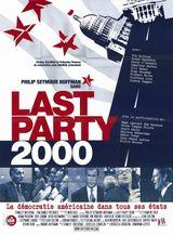 Affiche Last Party 2000