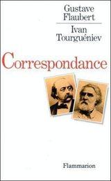 Couverture Correspondance