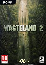 Jaquette Wasteland 2