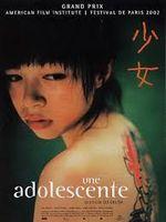Affiche Une adolescente
