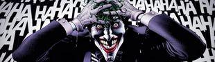 Cover Chronologie Joker, mythologie moderne