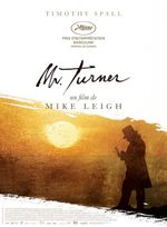 Affiche Mr. Turner