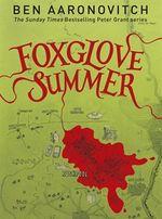 Couverture Foxglove Summer - Le Dernier Apprenti Sorcier, tome 5