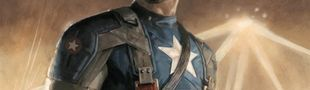 Couverture Captain America : First Vengeance