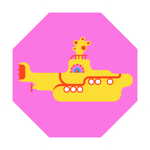 Illustration Yellow Submarine